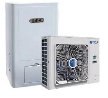 Інверторні теплові насоси TSCA